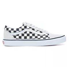 Vans UA Old Skool Checkerboard White/Black