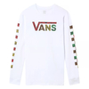 Camiseta Vans Jungle Creek White