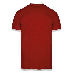 Camiseta New Era Simple Signature NYC Vermelho - comprar online
