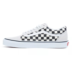 Vans UA Old Skool Checkerboard White/Black na internet