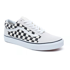 Vans UA Old Skool Checkerboard White/Black - Phyton Shop