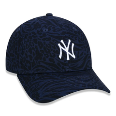 Boné New Era 9Twenty MLB New York Yankees Extra Fresh Animal Navy - comprar online