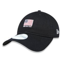 Boné New Era 9Twenty USA Flag Black