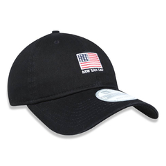 Boné New Era 9Twenty USA Flag Black - comprar online