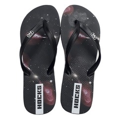 Chinelo Hocks Nasa Black