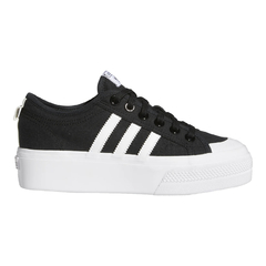 Tênis Adidas Nizza Platform Core Black/Cloud White