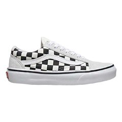 Tênis Vans UA Old Skool Checkerboard White/Black