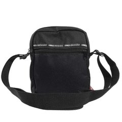 Shoulder Bag Preta Kings Viés Original - HB Point
