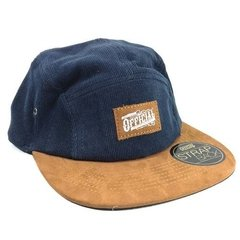 Boné Official 5 Panel Veludo Original - comprar online