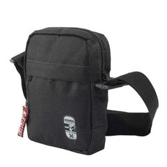 Bolsa Shoulder Bag Preta Kings Viés Original