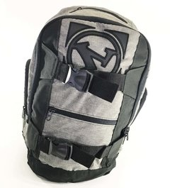 Mochila New Skate Illusion Grey - HB Point