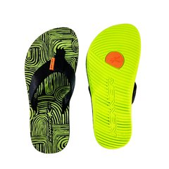 Chinelo Kenner Joy Summer Dry Verde - HB Point