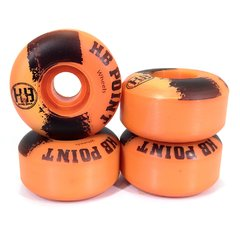 Roda Skate HB Point Colors 50mm
