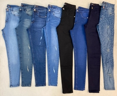 Jeans dama calidad extra