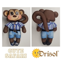 Kit Cute Safari - Lote 4 - loja online