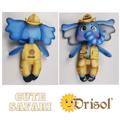 Imagem do Kit Cute Safari - Lote 4