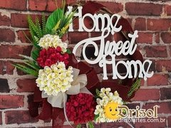 FRASE - Home Sweet Home - MDF CRU 3MM
