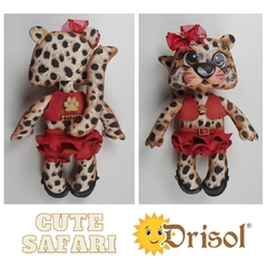 Kit Cute Safari - Lote 4 na internet