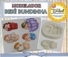 Modelador de Resina Bebê Bundinha Cód: 510