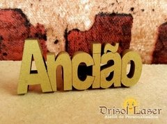 ARGANEL ANCIÃO - MDF 6 MM - L0181