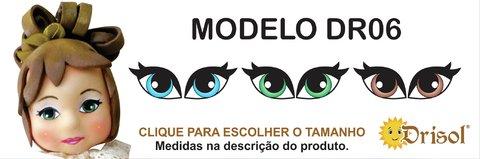 ADESIVO DE OLHO DR22 - Comprar em Drisol Artes 2dae6d6060