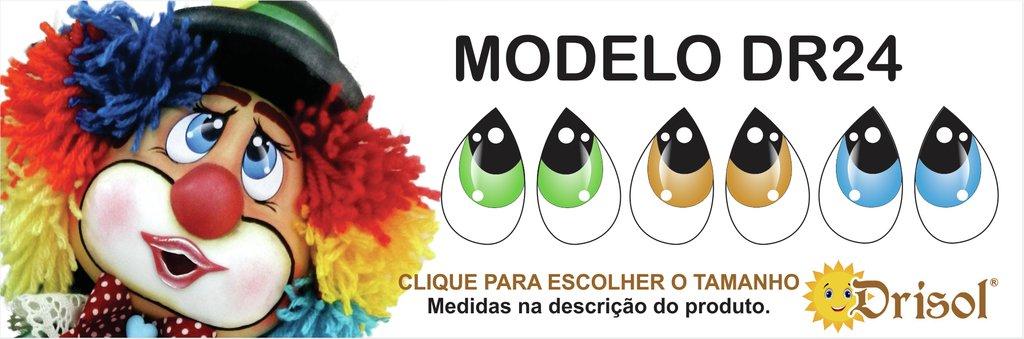 ADESIVO DE OLHO DR24 - Comprar em Drisol Artes 8f431a6815