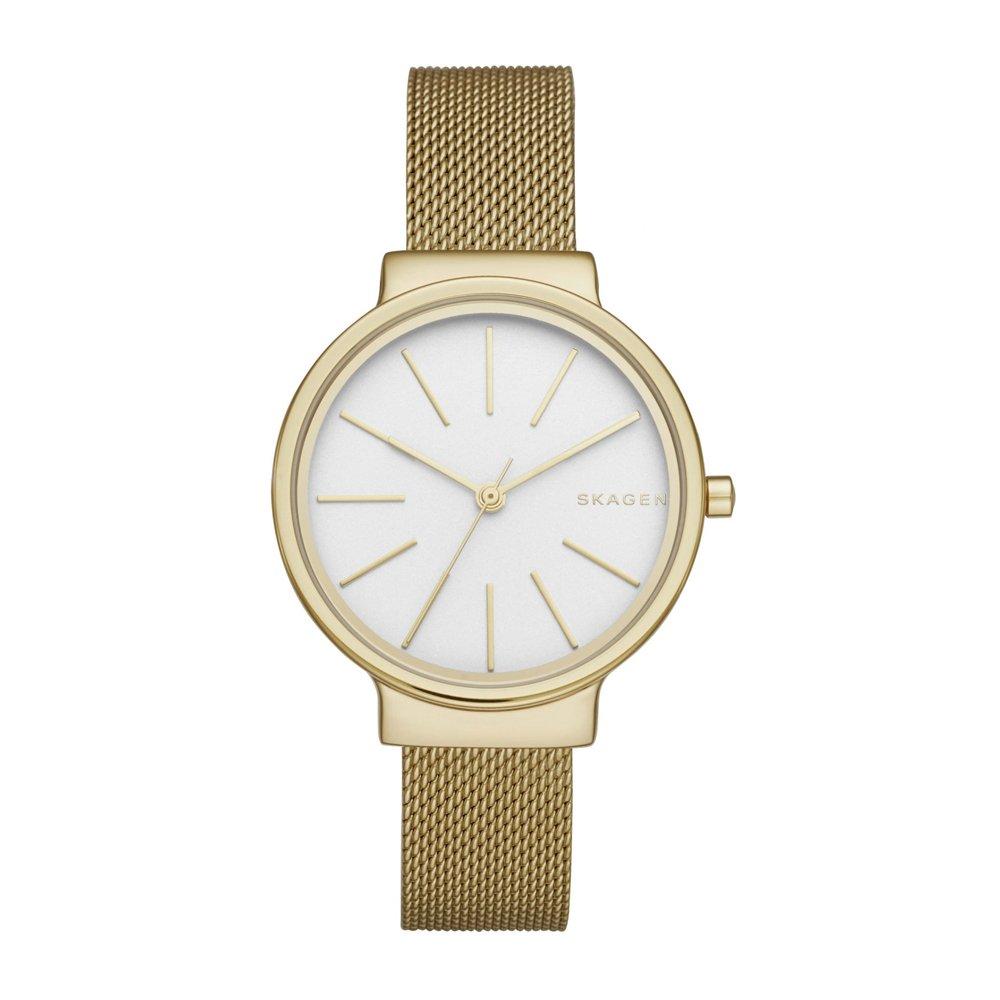 8b13d1f138c5 Reloj Skagen Ancher SKW2477 Dorado Mujer