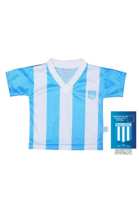 REMERA SUBLIMADA RACING