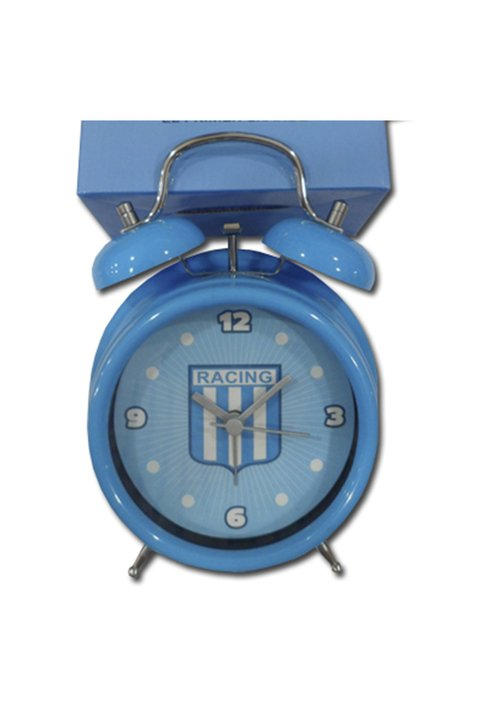 RELOJ DESPERTADOR GDE RACING