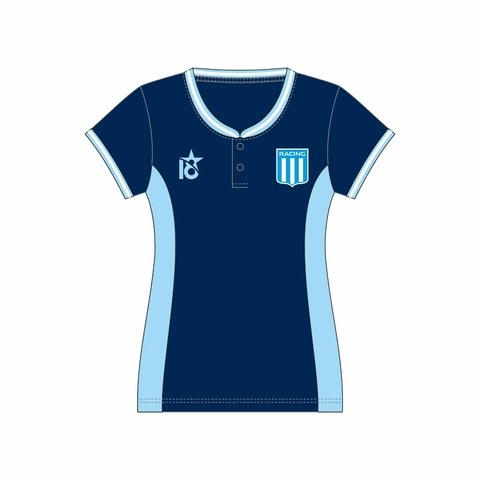 REMERA CON CARTERA RACING