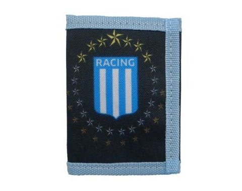 BILLETERA NÁUTICA RACING
