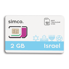 PLAN ISRAEL 2 GB