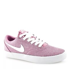 Tenis Nike 921464 03/2018 Check Canvas Rosa/bco