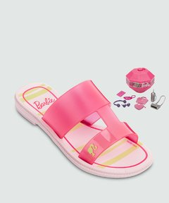 Tamanco Grendene Barbie Surprise 11/2018 Rosa - comprar online