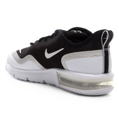 Tenis Nike 08/2019 Airmax Sequent 4.5 Preto/bco na internet