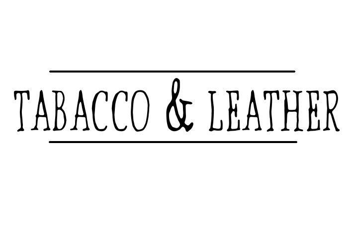 Tabacco and Leather