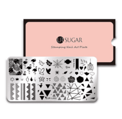 Placa UR- Sugar L 002
