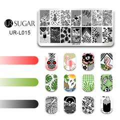 Placa UR- Sugar L 015