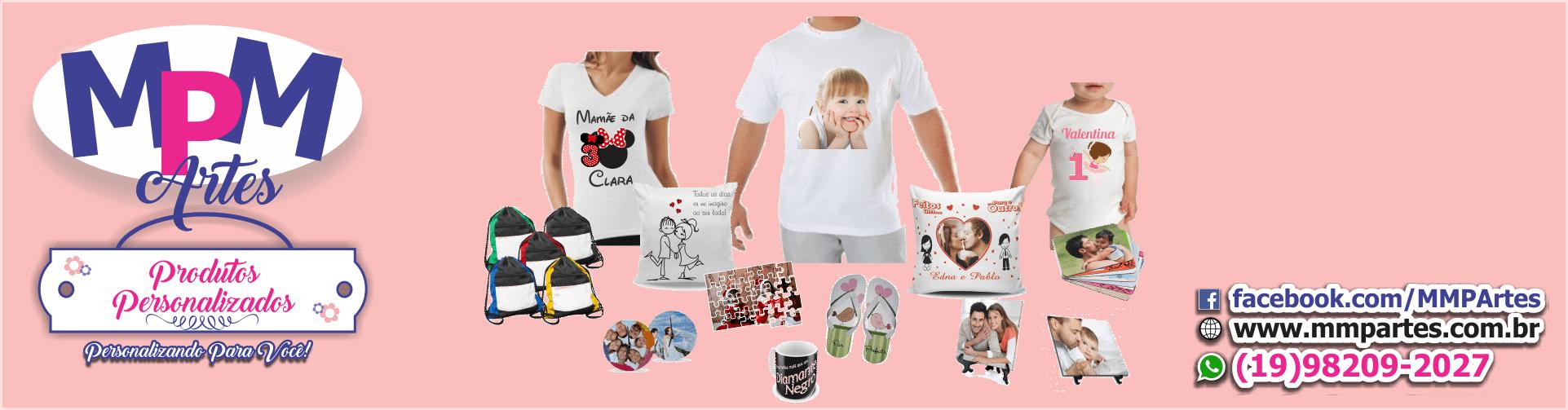 ae921e427d9e8 MMP Artes Camisetas e Produtos personalizados