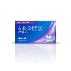 Lente de contato Multifocal Air Optix