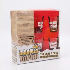 JENGA - DRUNKEN TOWER