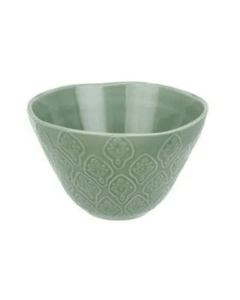 BOWL CEREALERO HINDI AQUA (13 CMS) - comprar online