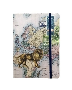 CUADERNO A5 SAFARI