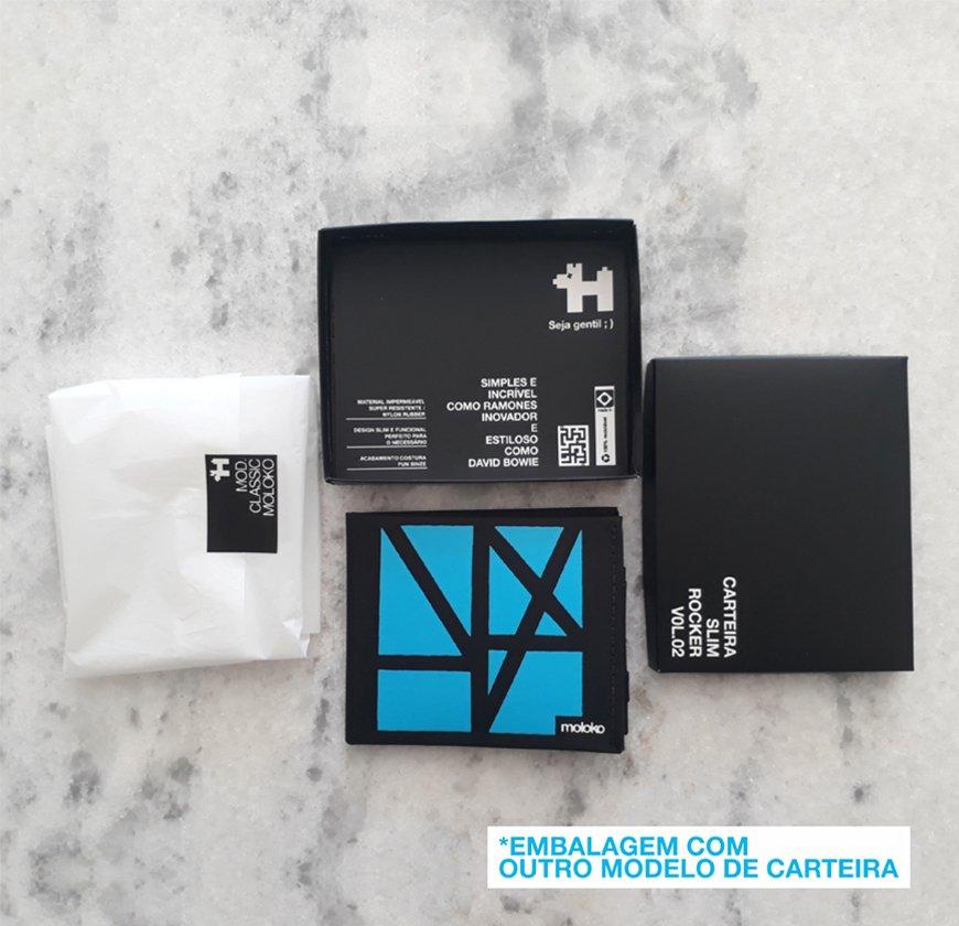 496d68dad Carteira Pocket Joy - Moloko Super Design acessórios