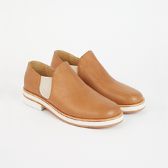 Slip on Zuri - Camel on internet