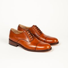 Oxford Shoes - Brown on internet