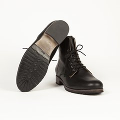 Combat Boots - Black on internet