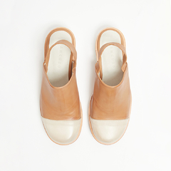 Slip On Paz - Camel on internet
