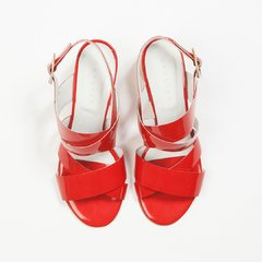 Flor Sandals - Red on internet
