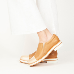 Slip on Nain - Camel - Mancuso Zapatos
